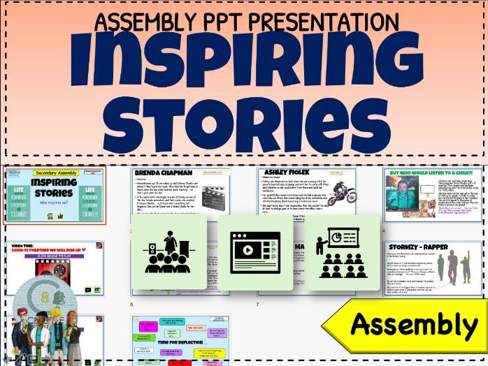 Inspiring and Uplifting Stories - Resilience Assembly