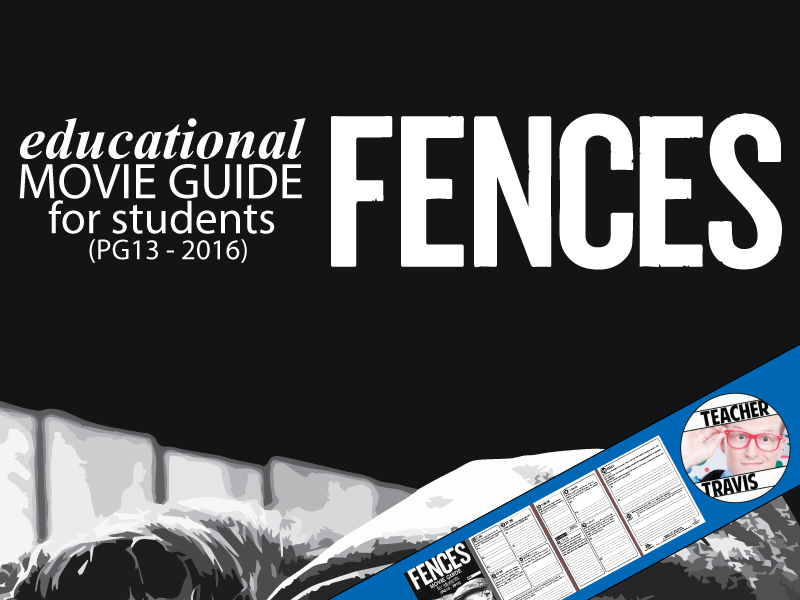 Fences Movie Viewing Guide