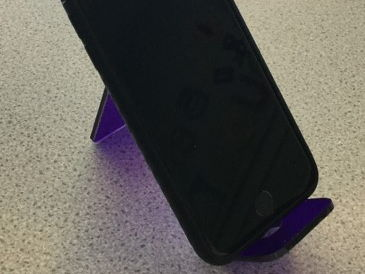 Focused Practical task for introducing Acrylic to KS3 - Mobile/ipad dock