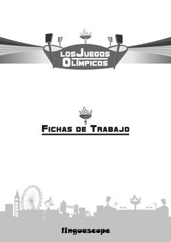 Los Juegos Olimpicos (Fichas de Trabajo)