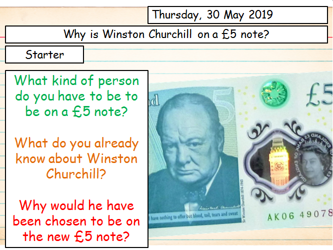 Churchill a great leader?