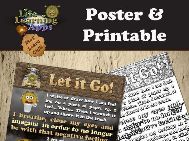 Poster: Let it Go!