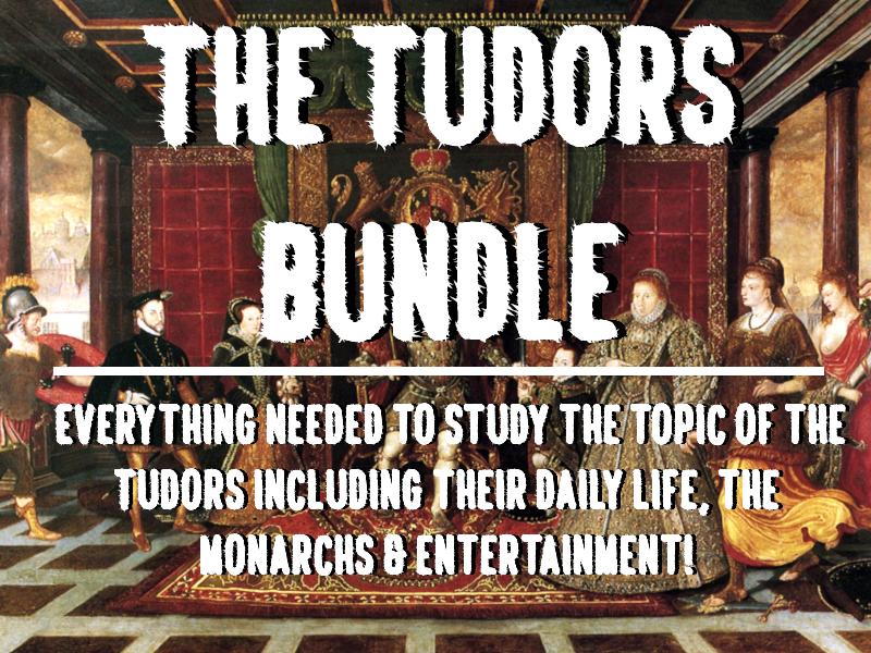 The Tudors Bundle
