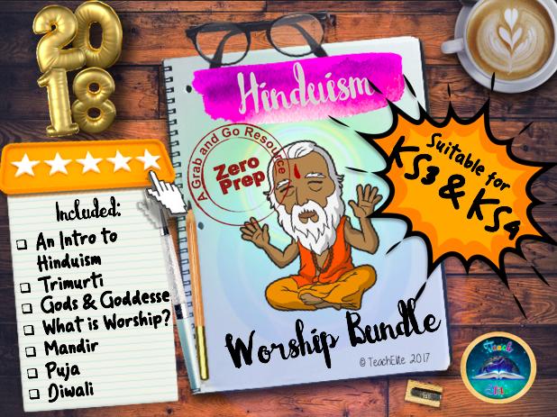 Hinduism-Worship