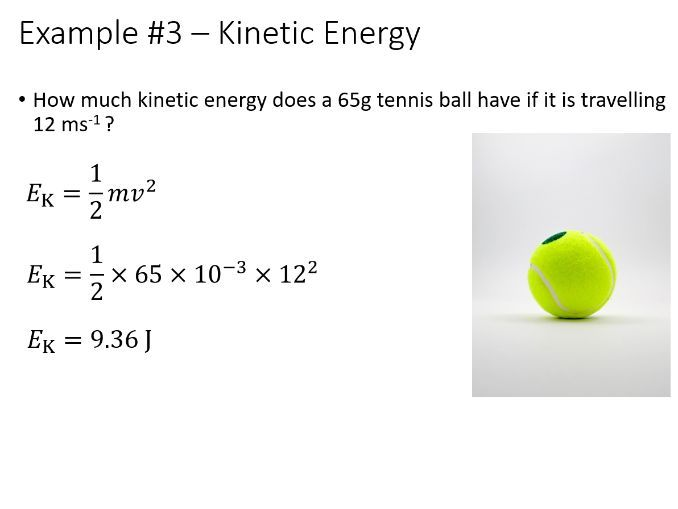 BTec Engineering - Conservation of Energy (PowerPoint & worksheet)
