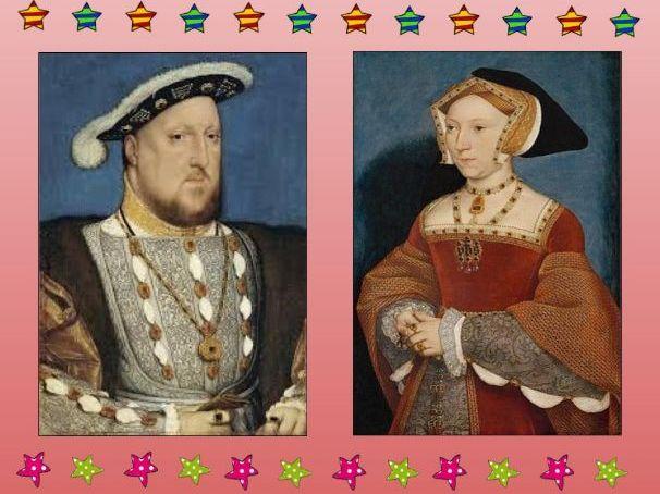 Art Bundle: Tudor Potraits