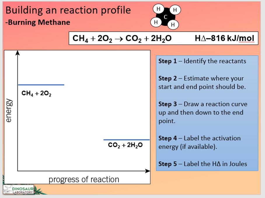 KS4 C7.3 Reaction profiles