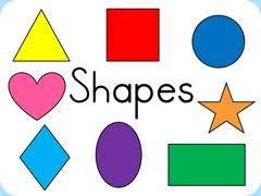 Worksheets to record  observations when studying the properties of 2D and 3D shapes.
