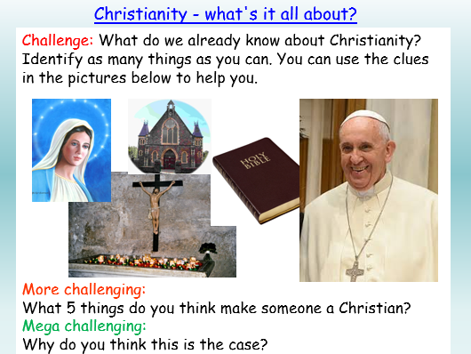 Christianity: Christianity Introduction