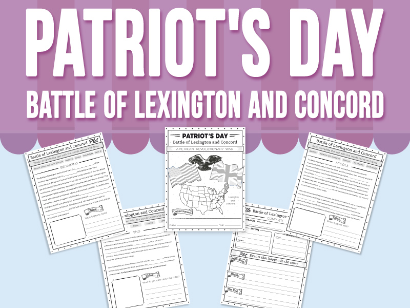 Patriot's Day - Battle of Lexington and Concord