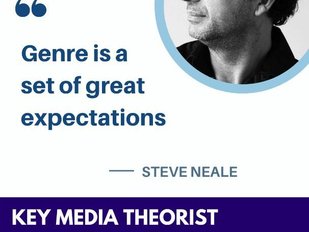 Key Media Theorist Quote Posters