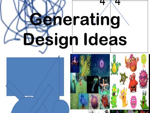 Generating Design Ideas