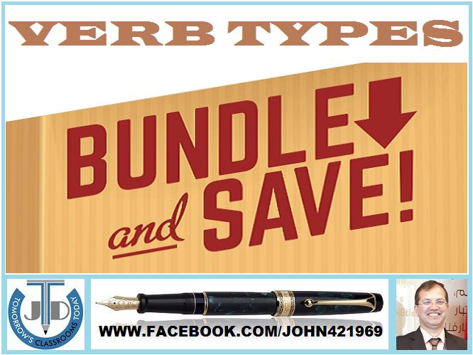 VERB TYPES: BUNDLE