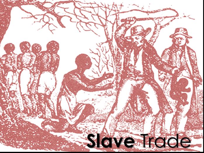 Slave trade for KS3 students