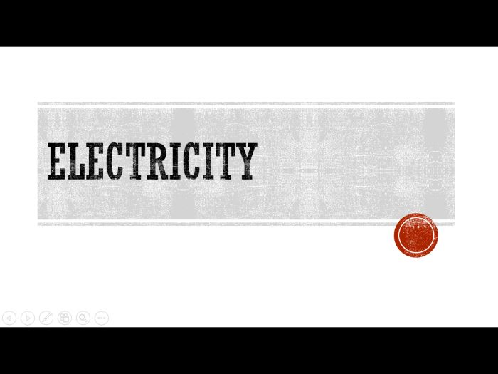 Electricity AS Physics 5 Revision Lessons, Powerpoint, Questions, Mark scheme and Video Links