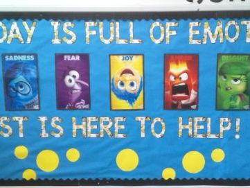 Inside out display