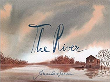 Descriptive Writing based on The River by Alessandro Sanna