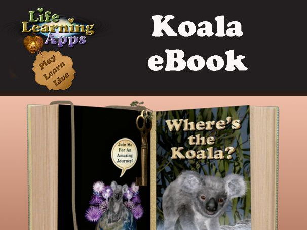 Book: Where's the Koala?