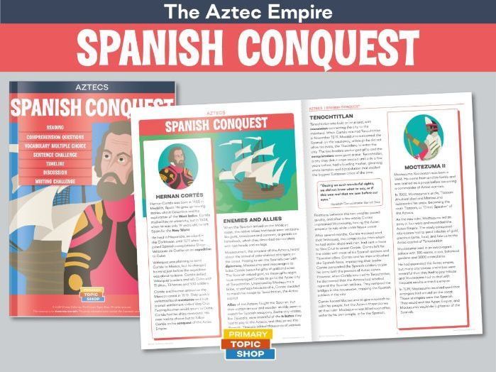 Aztec Empire - Spanish Conquest