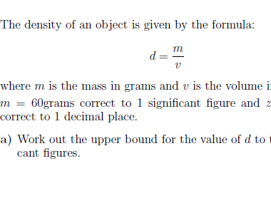 Rounding and bounds worksheets (with solutions)