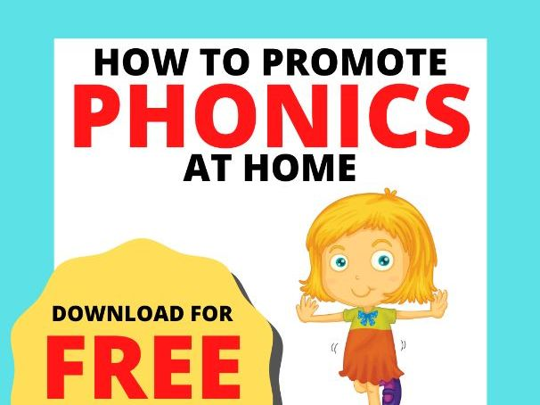 How To Promote Phonics At Home