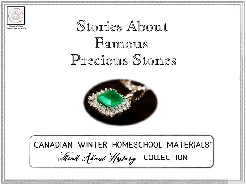 Stories About Famous Precious Stones