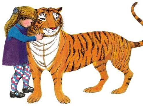 Le Tigre qui s'invita pour le goûter - The Tiger Who Came to Tea