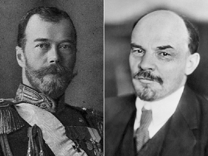 Changing leaderships and regimes in Russia 1881-1924