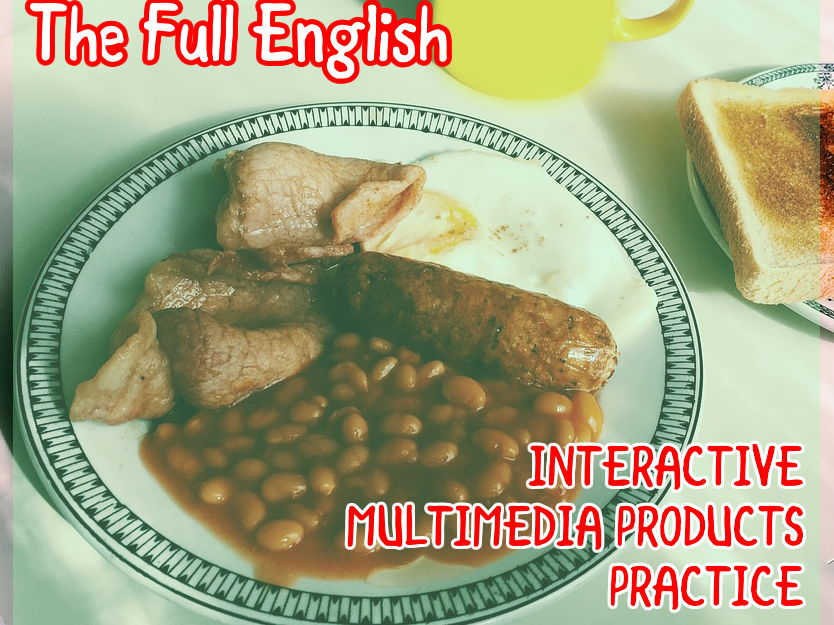 Interactive Multimedia Products 'The Full English' Bundle