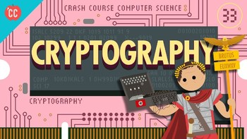 Crash Course Computer Science #33 Cryptography Q & A-Key