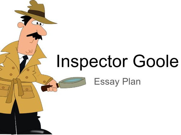 who is inspector goole essay