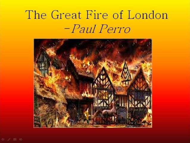 The Great Fire of London Resource Pack KS1