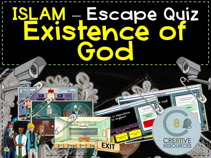 Islam - Existence of God