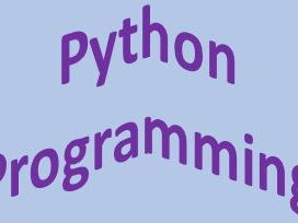Python Key Stage 3 and GCSE SOW and Assessment