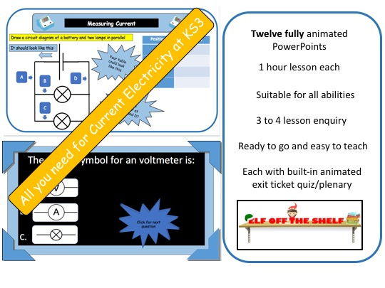 Electricity- KS3 All You Need