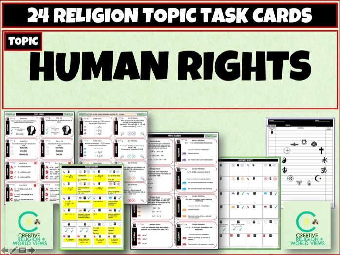 Human Rights & Religion