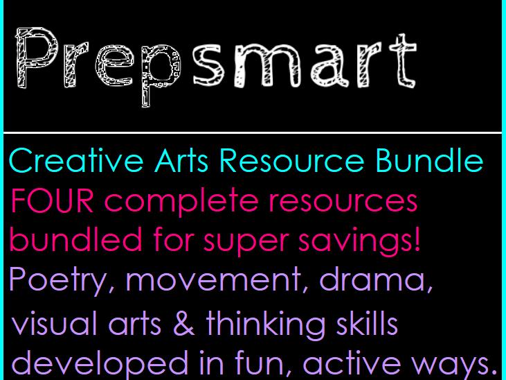 Creative Arts Bundle 2