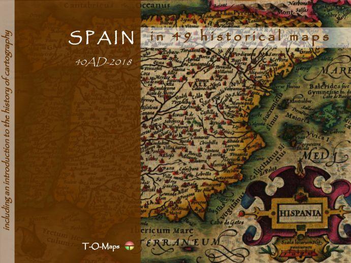 Historical e-atlas Spain
