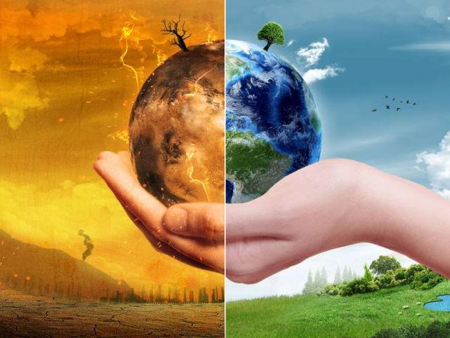 El cambio climático + imperativo
