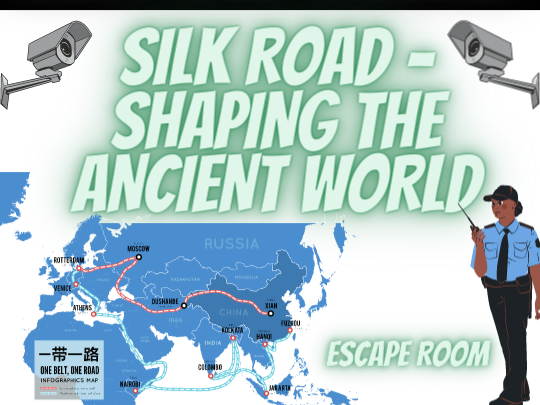 The Silk Road Escape Room