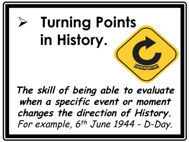 History Skills Display Breakdown.