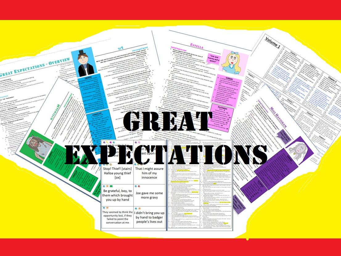 Great Expectations Bargain Pack!