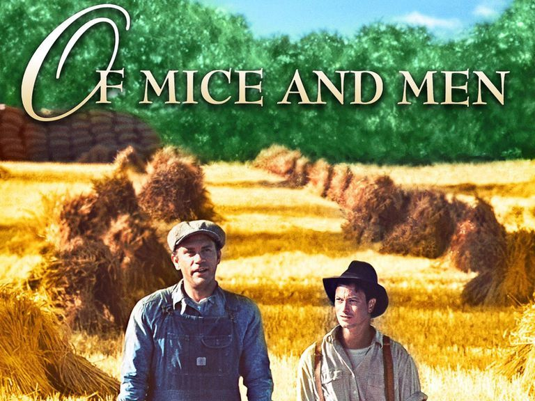Of Mice and Men Analysis of the character Candy ESSAY