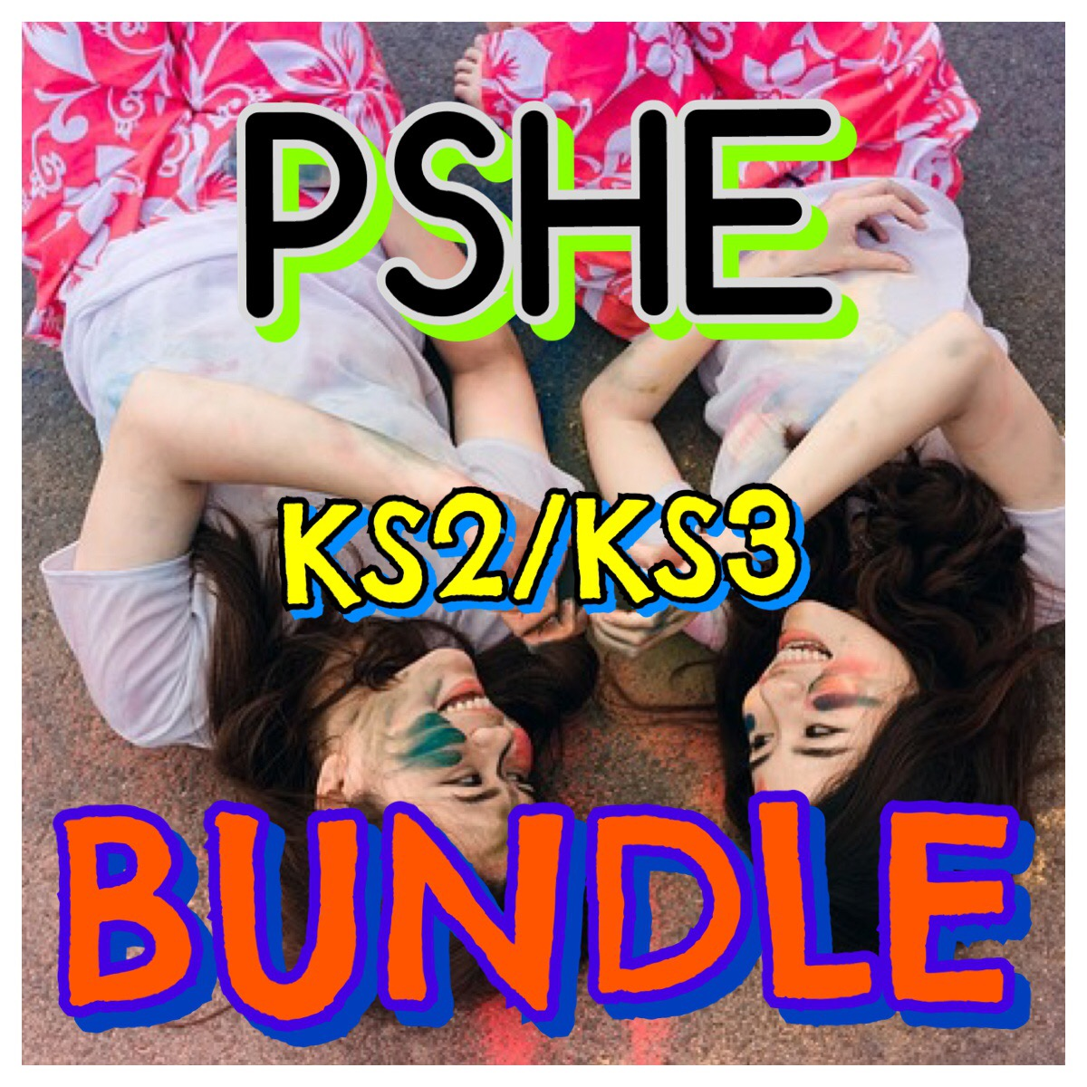 PSHE Bundle for KS2/KS3