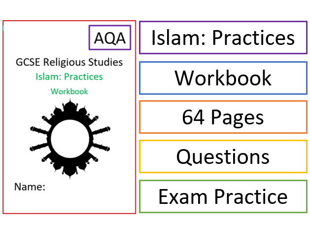 AQA Study of Islam: Practices Workbook