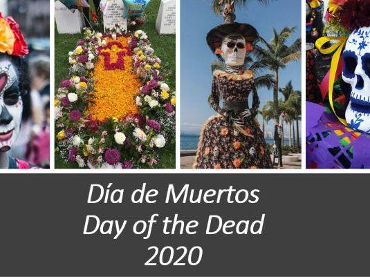 Day of the Dead Dia de Los Muertos 2020