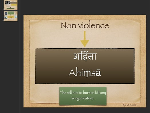 Citizenship Ethics: Theme Non-Violence Complete Lesson Plan with Videos