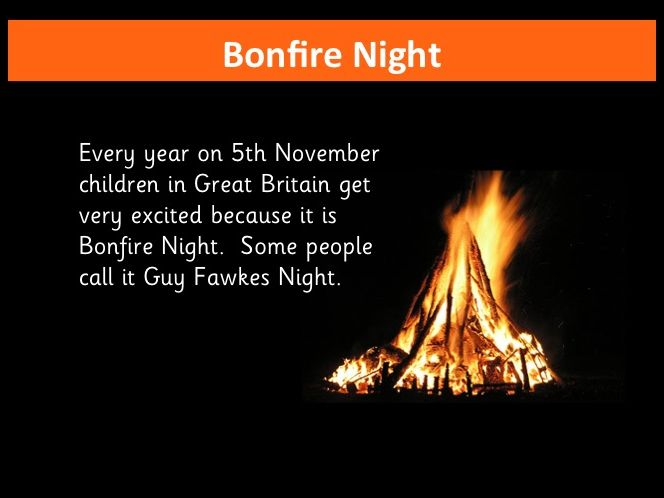HISTORY OF BONFIRE NIGHT AND QUIZ - KS1