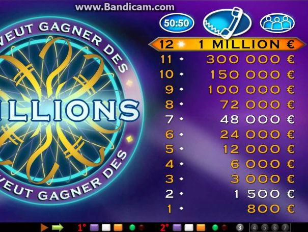 Who Wants To Be a Millionaire (France)