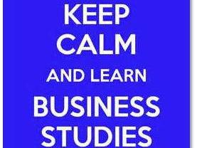 Starting a Business Enterprise (Yr10)